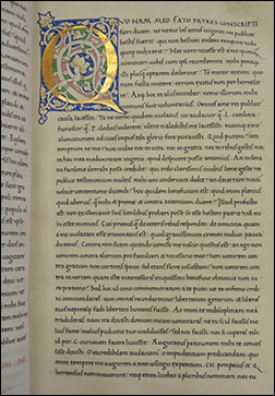 Cicero Manuscript