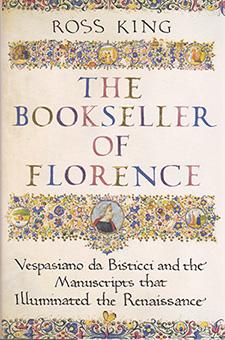The Bookseller of Florence by Ross King